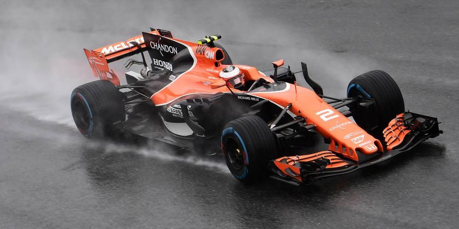 Grand Prix d'Italie : Lewis Hamilton prend ses marques