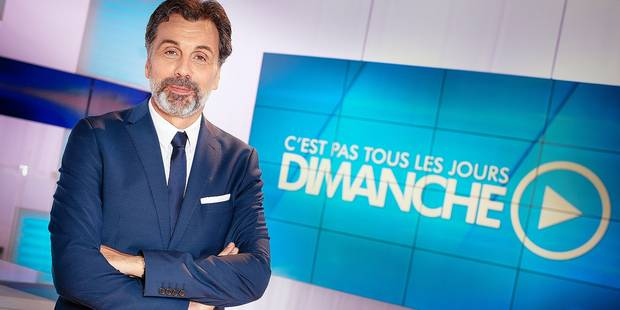 """Christophe Deborsu: """"On a encore plus de responsabilités"""" - La DH"""