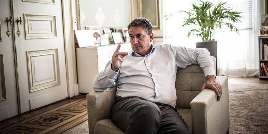 """Jan Jambon: """"La privatisation de la SNCB n'est pas un tabou"""" - La DH"""