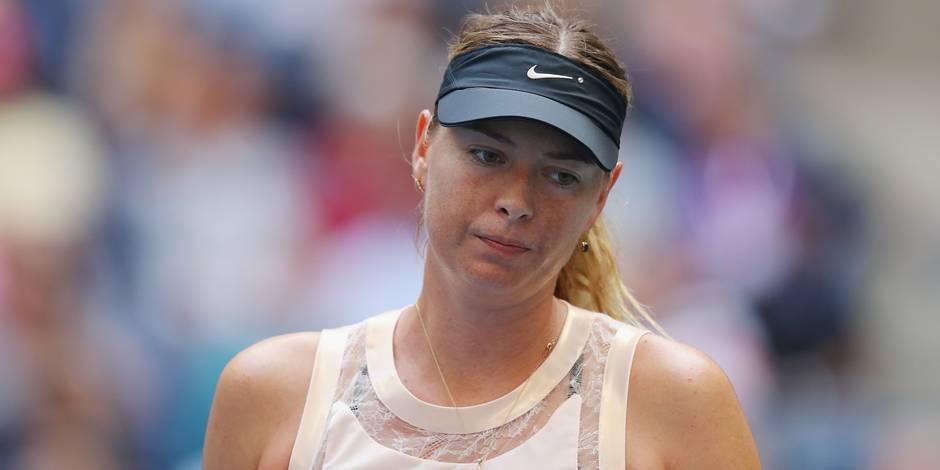 Sharapova éliminée en huitièmes — US Open