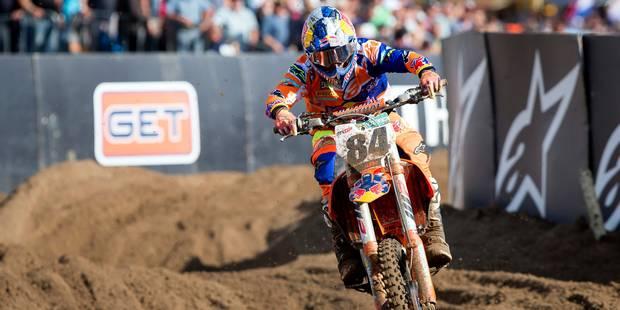 Motocross : Jeffrey Herlings retarde le sacre de Cairoli - La DH