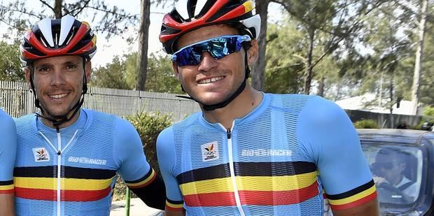 Voici la sélection belge pour les championnats du monde de cyclisme sur route - La DH