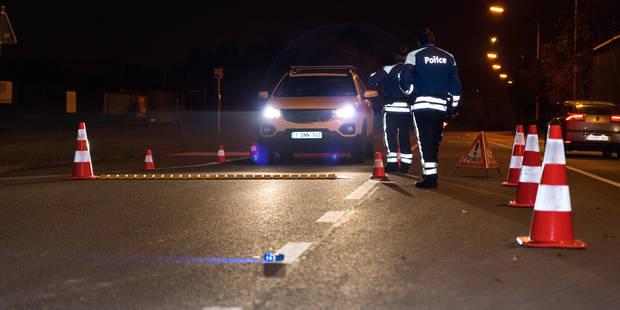 Déchu de son droit de conduire, il provoque un accident pour éviter un contrôle à Boussu - La DH