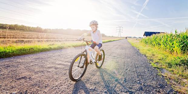Casques de vélo pour enfants : attention danger ! - La DH