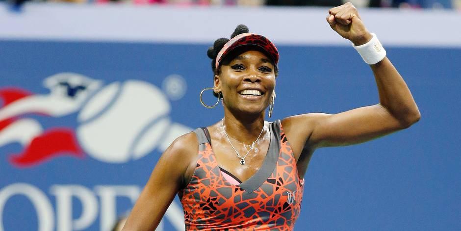 US Open : A 37 ans, Venus Williams est toujours motivée