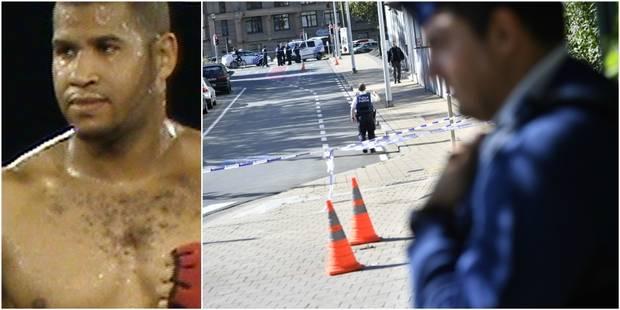 Policiers attaqués à Schaerbeek: Diop risque 15 ans de prison - La DH