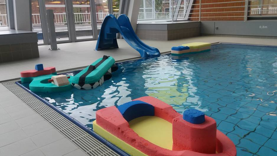 Namur la piscine de saint servais ouvre le 18 9 visite for O piscines de martin saintes