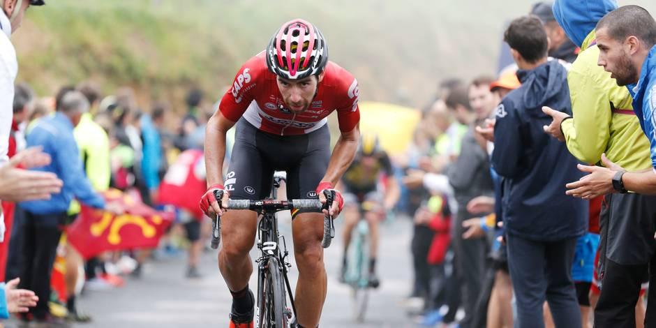 Tour d'Espagne: De Gendt a remporté une étape dans chaque grand tour