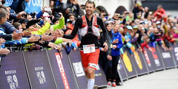 Ultra Trail du Mont-Blanc: François D'Haene dans la légende - La DH