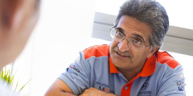 """Michel Nandan: """"Déceler un pilote qui puisse aller en WRC"""" - La DH"""