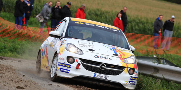 Grégoire Munster 4ème en Opel Cup en Basse-Saxe - La DH