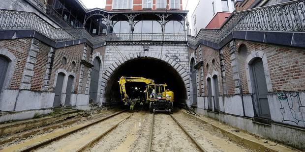 Saint-Josse : une rupture de ligne durant neuf jours n'était jamais arrivée en Belgique - La DH