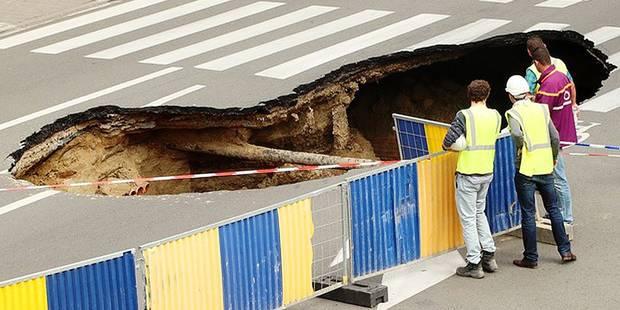 Saint-Josse: voici ce que va coûter à Infrabel la rupture de canalisation - La DH