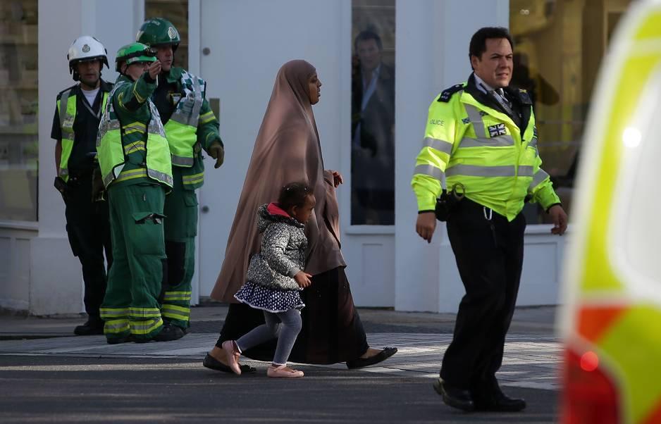 Une explosion fait plusieurs blessés dans le métro — Londres