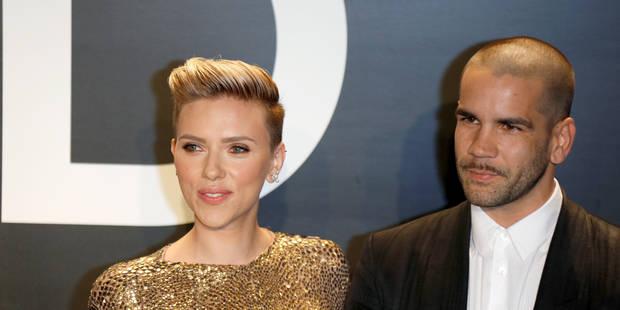 Scarlett Johansson officiellement divorcée - La DH