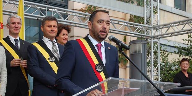 Les cinq défis de Maxime Prévot pour les Namurois - La DH