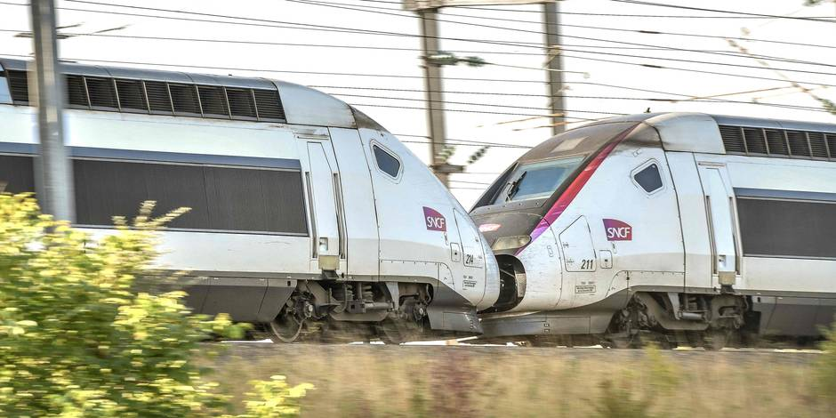 Les déraillements de trains, nouvelle menace en France — Terrorisme