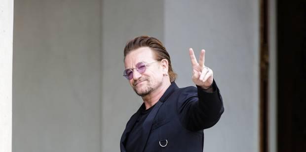 U2 annule un concert à St. Louis après des manifestations tendues - La DH