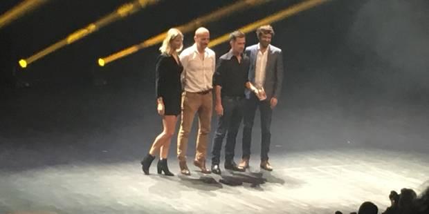 Une co-production belge primée à La Rochelle - La DH