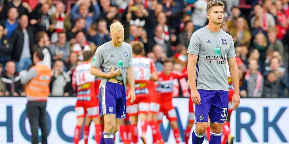 Anderlecht se sépare de René Weiler — Foot