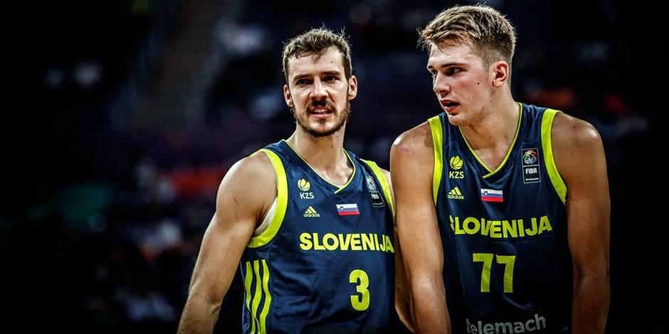 Premier sacre pour la Slovénie