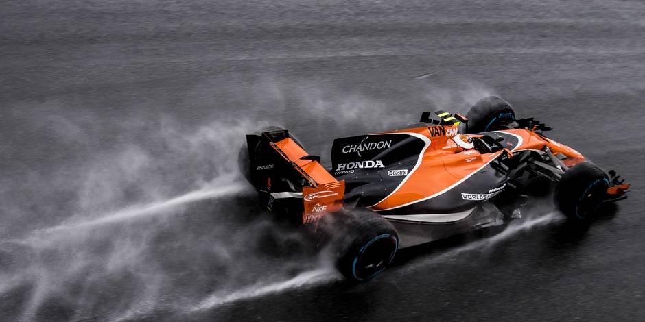 Formule 1 : McLaren avec Renault & Toro Rosso avec Honda en 2018