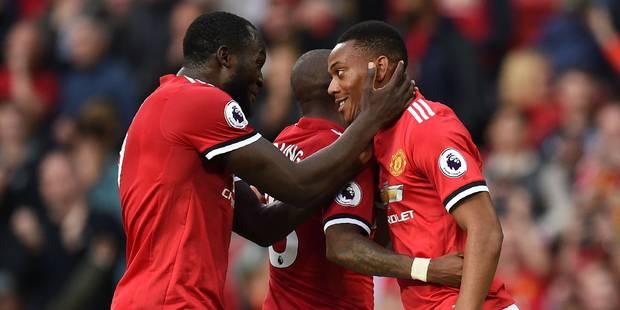 Premier League: Manchester United renoue avec la victoire et la manière, pas de vainqueur dans le derby londonien entre ...