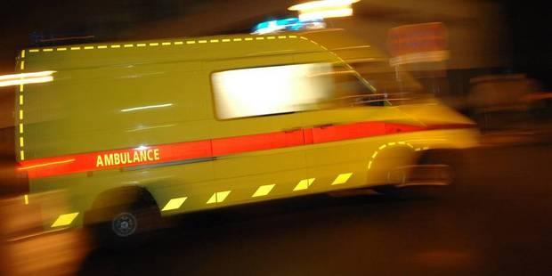 Accident mortel le long de la N50 à Beloeil - La DH