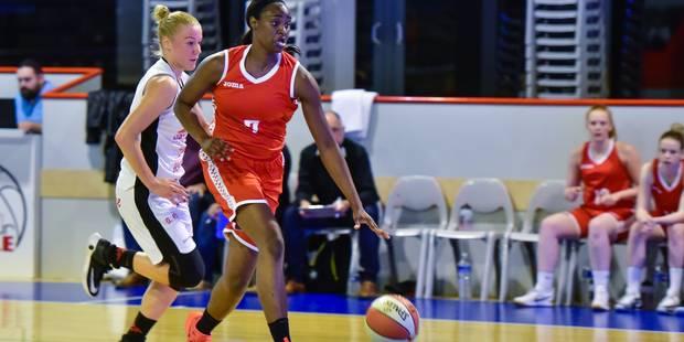 Basket-ball: Un premier succès au caractère pour Namur Capitale - La DH