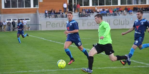 P1 Hainaut: Un match sous haute tension - La DH