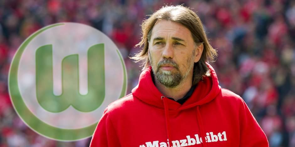 Le Valaisan Martin Schmidt nouvel entraîneur du Wolfsburg — Football
