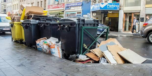Ixelles: L'échec des conteneurs de Matonge - La DH