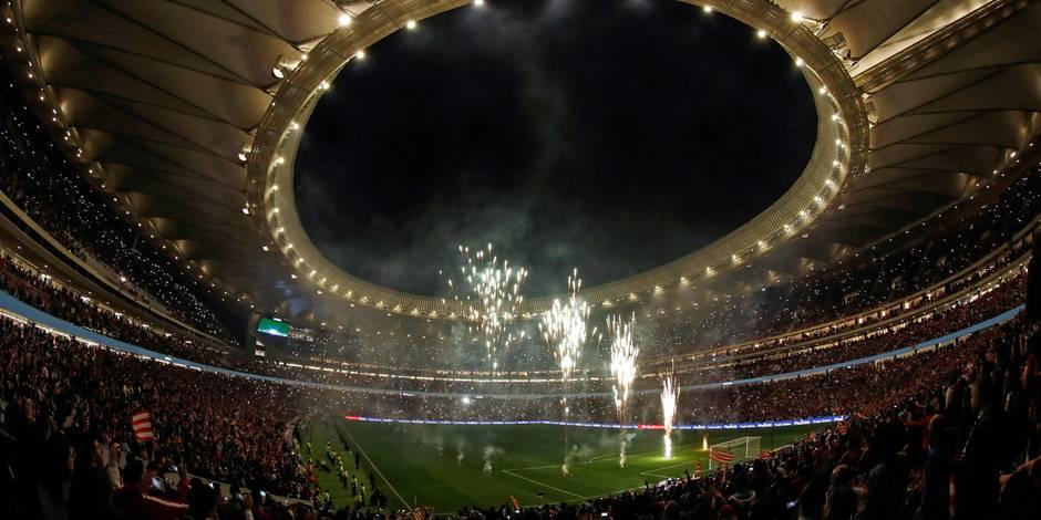 Bakou ou Madrid pour accueillir la finale 2019 ?