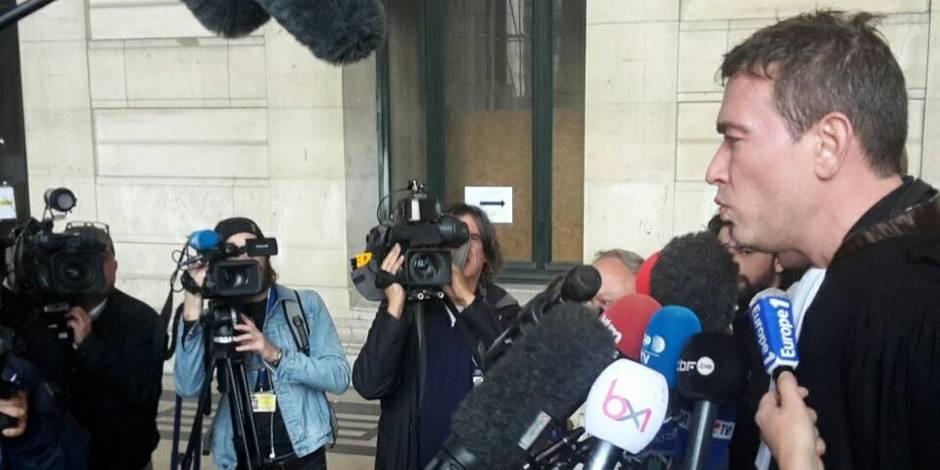 Mehdi Nemmouche refuse de participer à son procès pour des raisons médicales