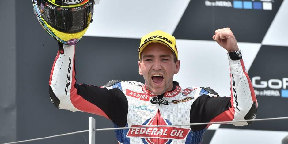 Loris Baz partant, Johann Zarco sera le seul Français en MotoGP 2018