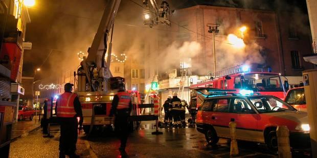 Il manque 40 pompiers professionnels en BW - La DH