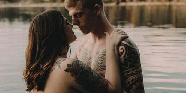 Les photos de ce couple font le buzz: voyez-vous pourquoi? - La DH