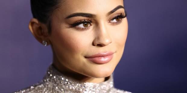 Kylie Jenner, la cadette du clan Kardashian, est enceinte - La DH