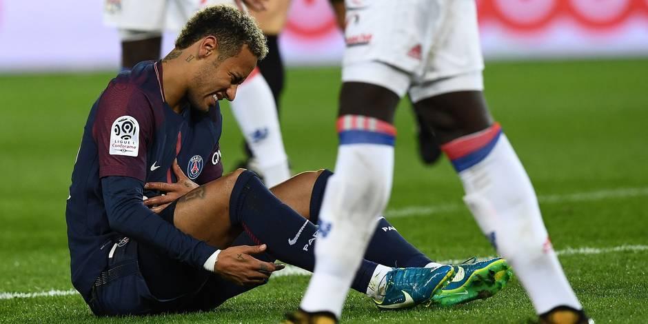 Neymar blessé à cause de... Ben Arfa — PSG