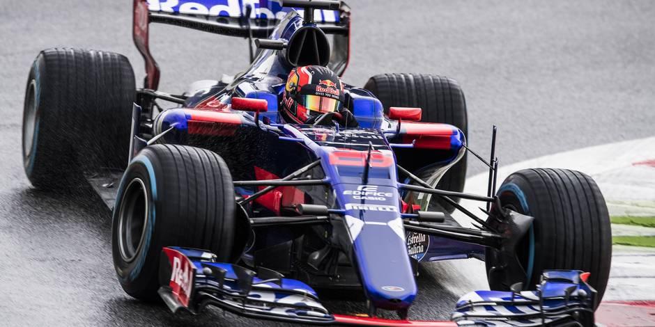 Gasly remplace Kvyat chez Toro Rosso — GP de Malaisie