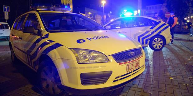 Un piéton grièvement blessé dans un accident sur le boulevard Botanique à Bruxelles - La DH