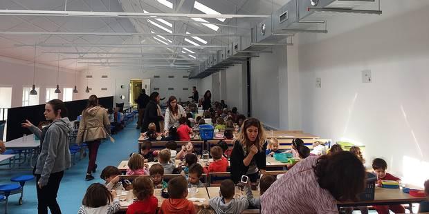 Ixelles: Les écoles 7 et 8 font peau neuve - La DH