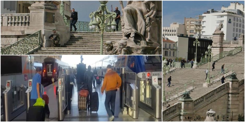 Une attaque au couteau fait deux morts — Marseille