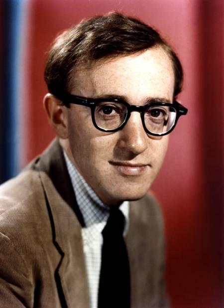 Le jeune Woody dans les années 60