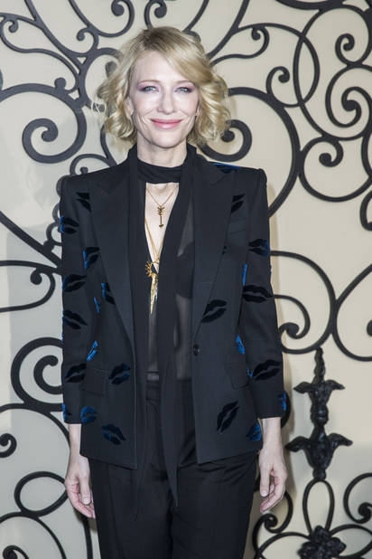 Cate Blanchett chez Givenchy