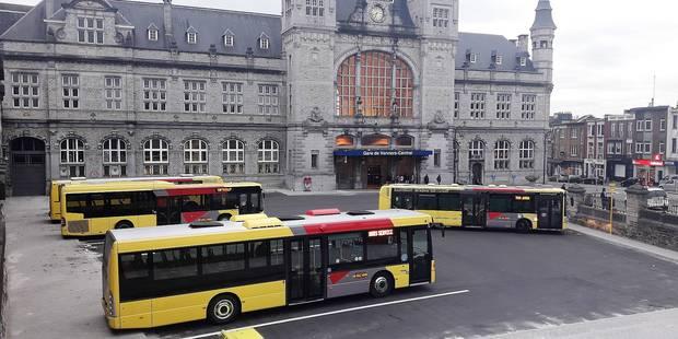 Verviers : la dalle de la gare en stand-by - La DH