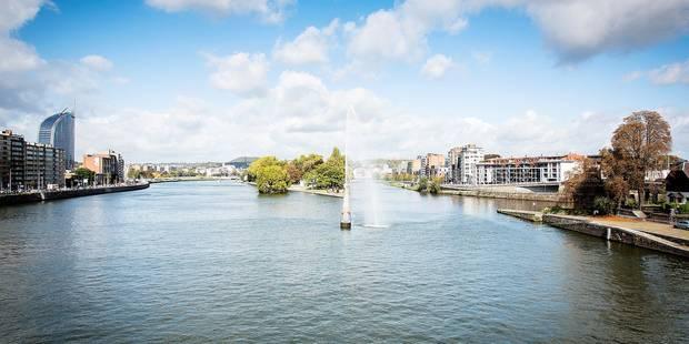 Liège : bientôt une piscine? dans la Meuse ? - La DH