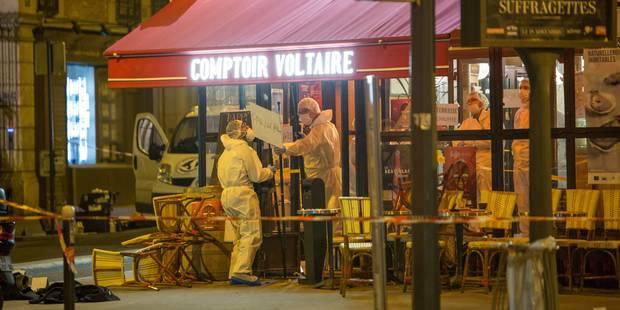 Attentats de novembre 2015 à Paris: un suspect belge inculpé en France - La DH