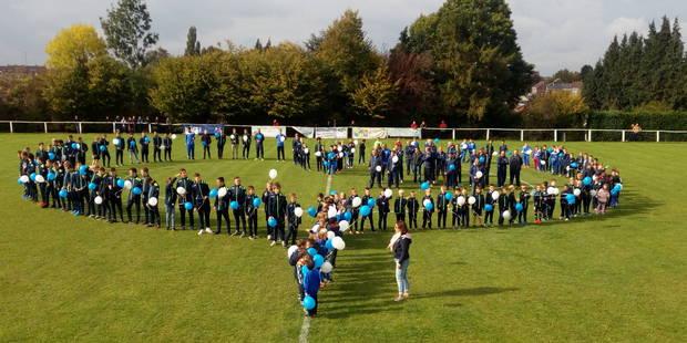 Le club de football de Pont-à-Celles a rendu hommage à son président décédé (VIDEO) - La DH
