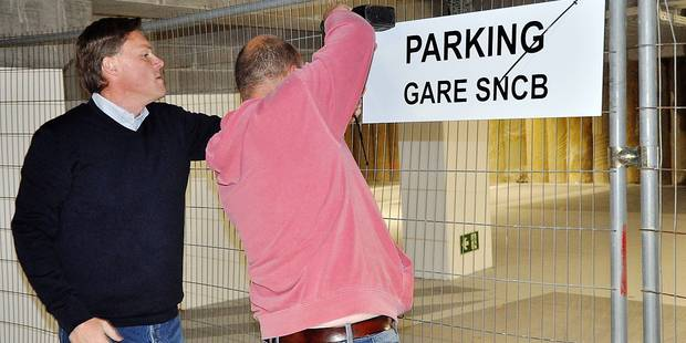 Wavre/OLLN: Les navetteurs n'ont pas envahi les parkings - La DH